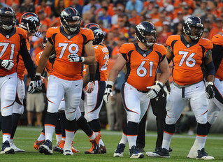 NFL Offensive Line Play...It's A Bad Look