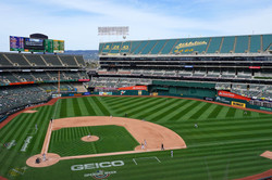 Oakland A's on the move?