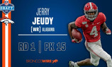 Judging Jerry Jeudy, the Bronco