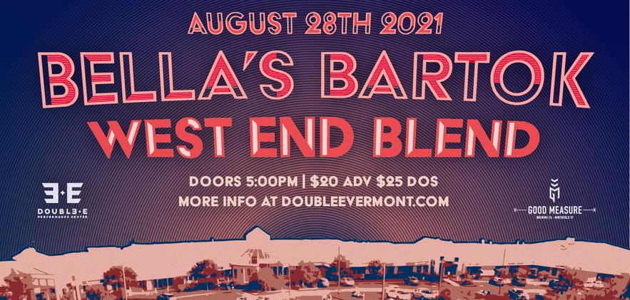 Bellas Bartok & West End Blend