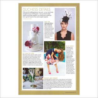 Scottish Woman magazine May - June Issue 68