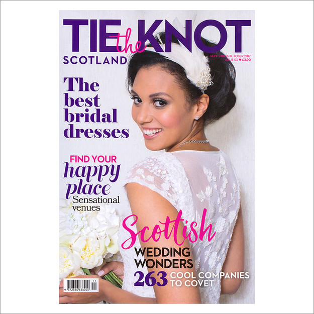 Tie the Knot - cover story - Sept 2017