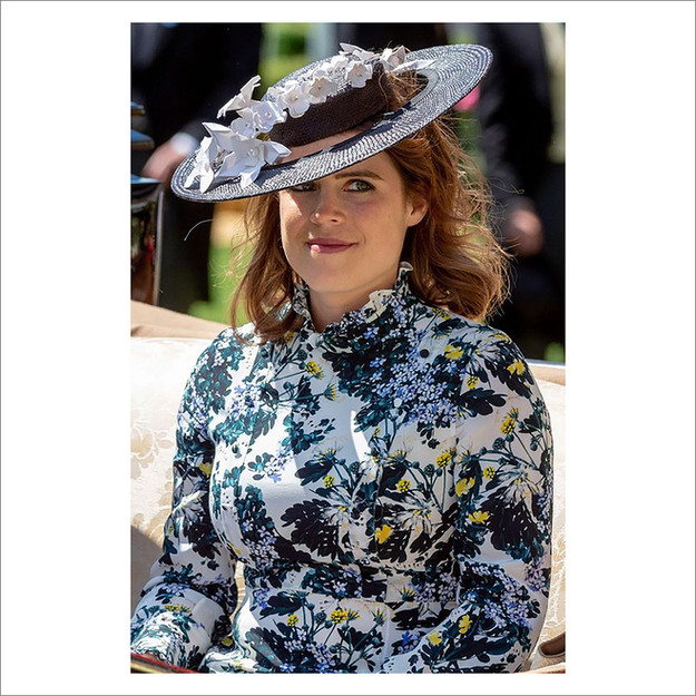 HRH Princess Eugenie