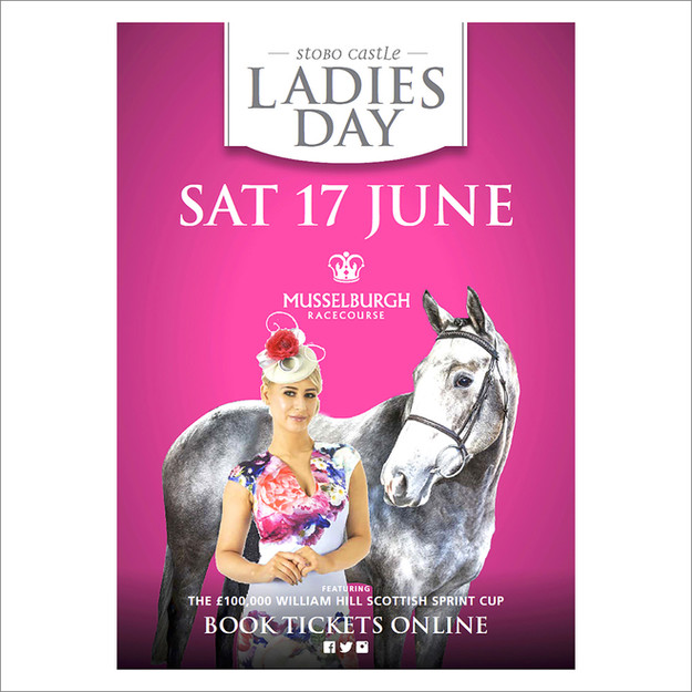 Musselburgh Racecourse Ladies Day 2017