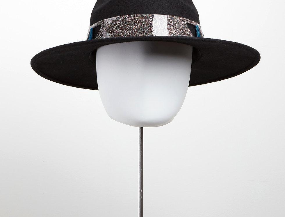 SORCHA woolfelt trilby fedora hat - LTD EDITION
