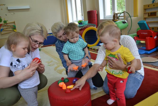 Абилитация детей раннего возраста