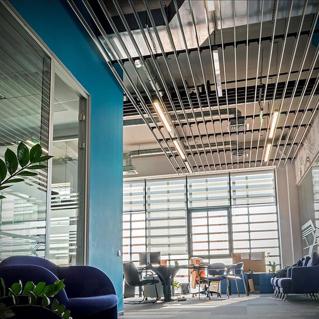 Office interior design . Client A1