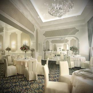 Imagini 3d . Restaurant Chios