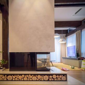 Home interior design . Casa B