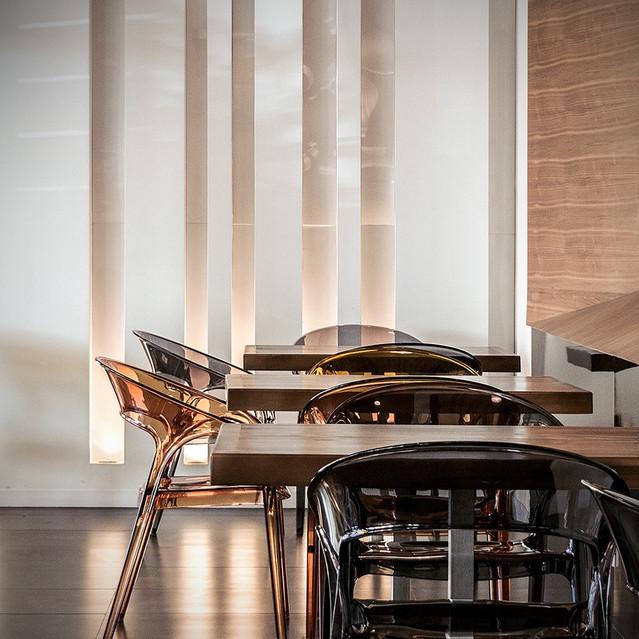 Bar interior design . MAI Lounge