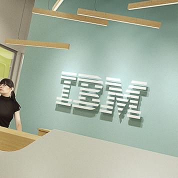 Office interior design . Client IBM Romania