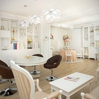 Design Interior _ Showroom Vanilla Events