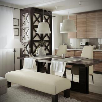 Design Interior Apartament . Casa R