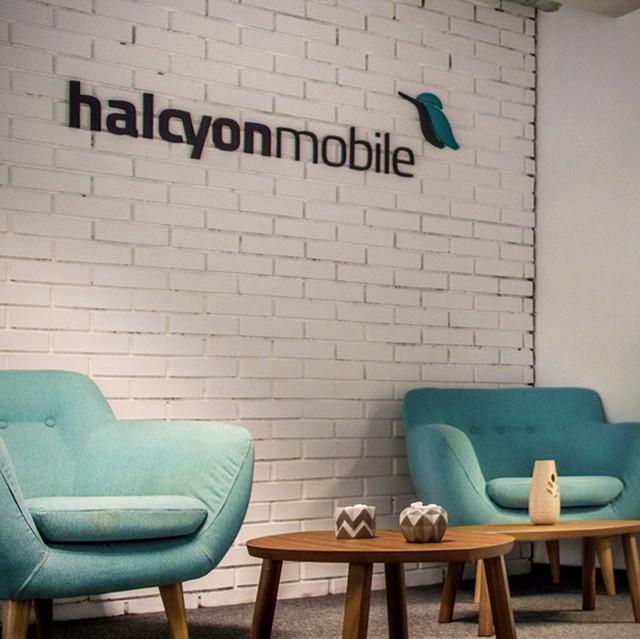 Office interior design . Client Halcyon