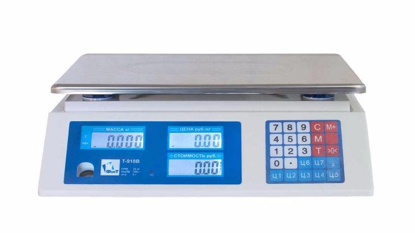 ФорТ-Т 918 LCD