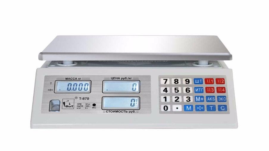 ФорТ-Т 870 LCD
