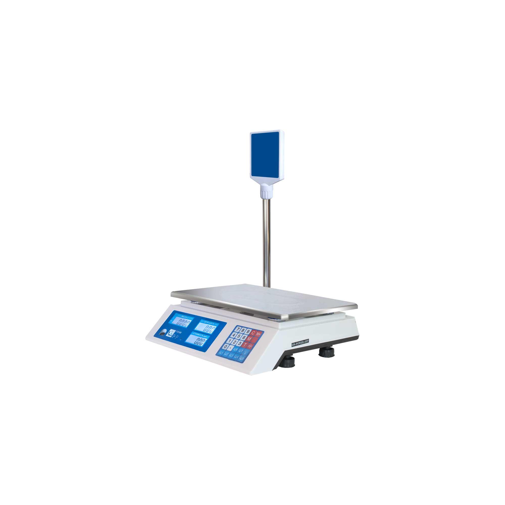 ФорТ-Т 918B LCD