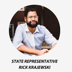 State Representative Rick Krajewski