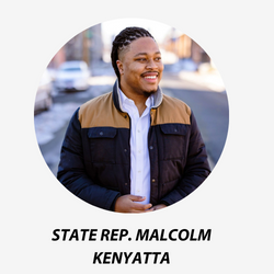 State Representative Malcolm Kenyatta