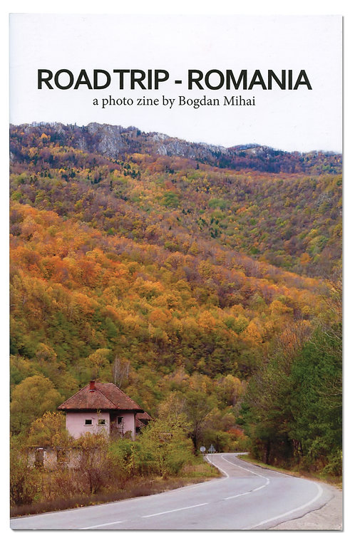 Road Trip Romania, Photo Zine