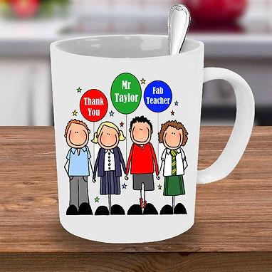 teachers Thank you Mug