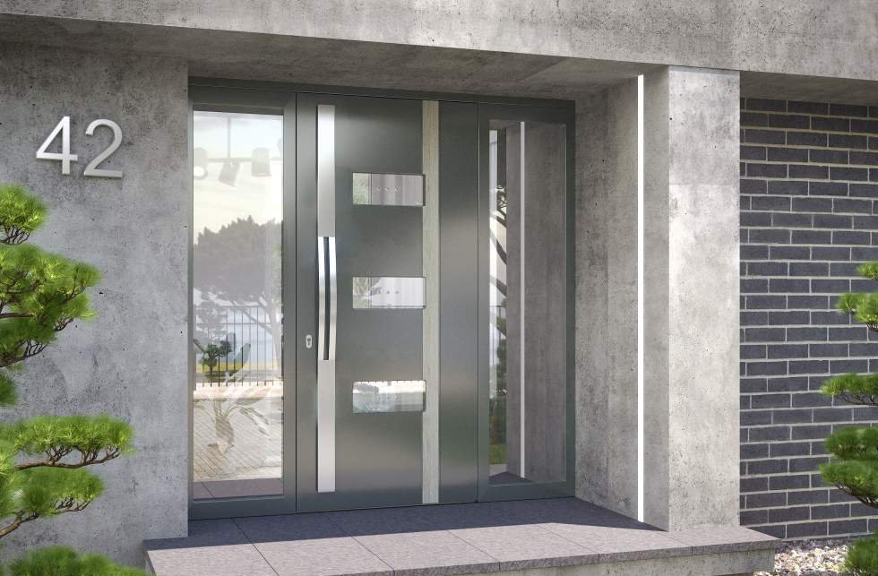 VIKKING Composite entry doors  2020 EN.j