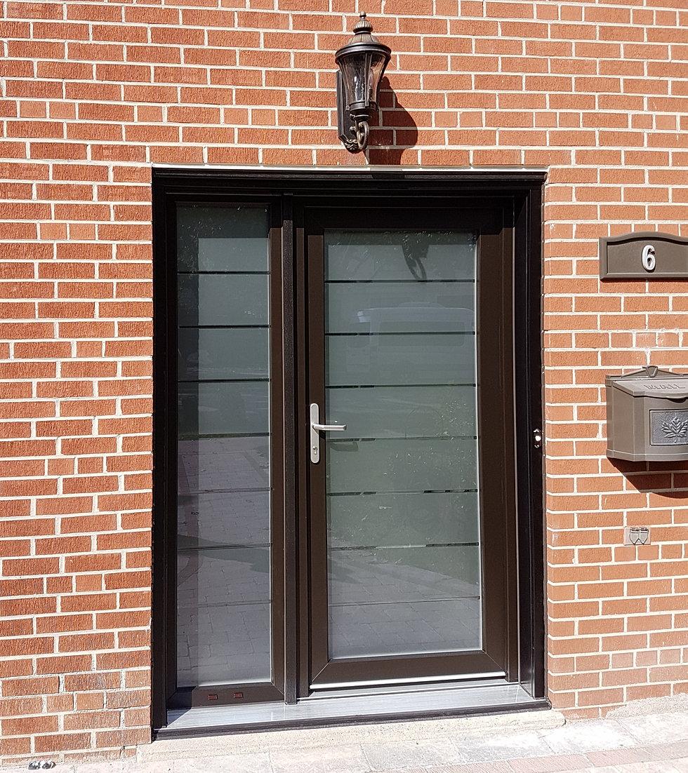European Pvc Entry Doors Toronto Vikking Pvc Modern