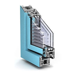 Integrated, weather protected shutter sy