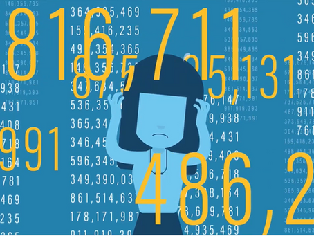DAVE's Dirty Dozen Data Disasters: Inconsistent Data Formatting