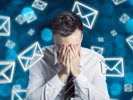 DAVE's Dirty Dozen Data Disasters: Email the right people, in the right positions