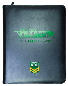 NRL 2018 Traders ALBUM