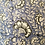 Thumbnail: Blue Garden Block Print Pillow