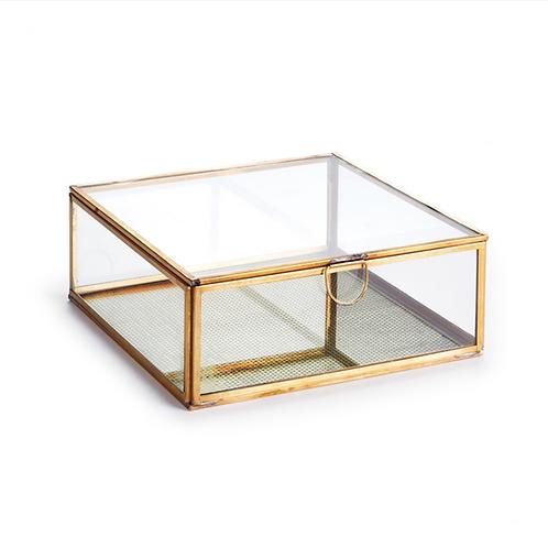 Brass Display Box