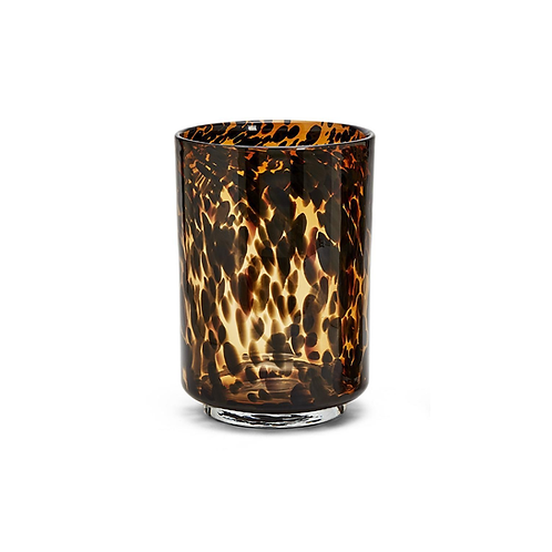 Tortoise Glass Vase