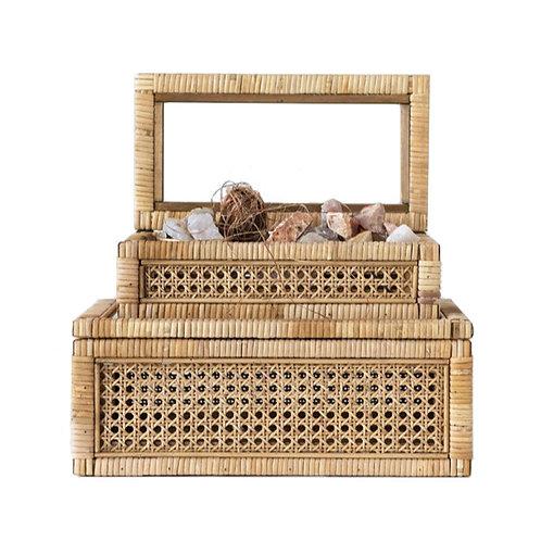 Cane Display Box