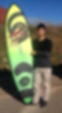 quad custom flikkaboards
