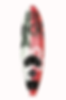 thruster trifin custom line flikkaboards