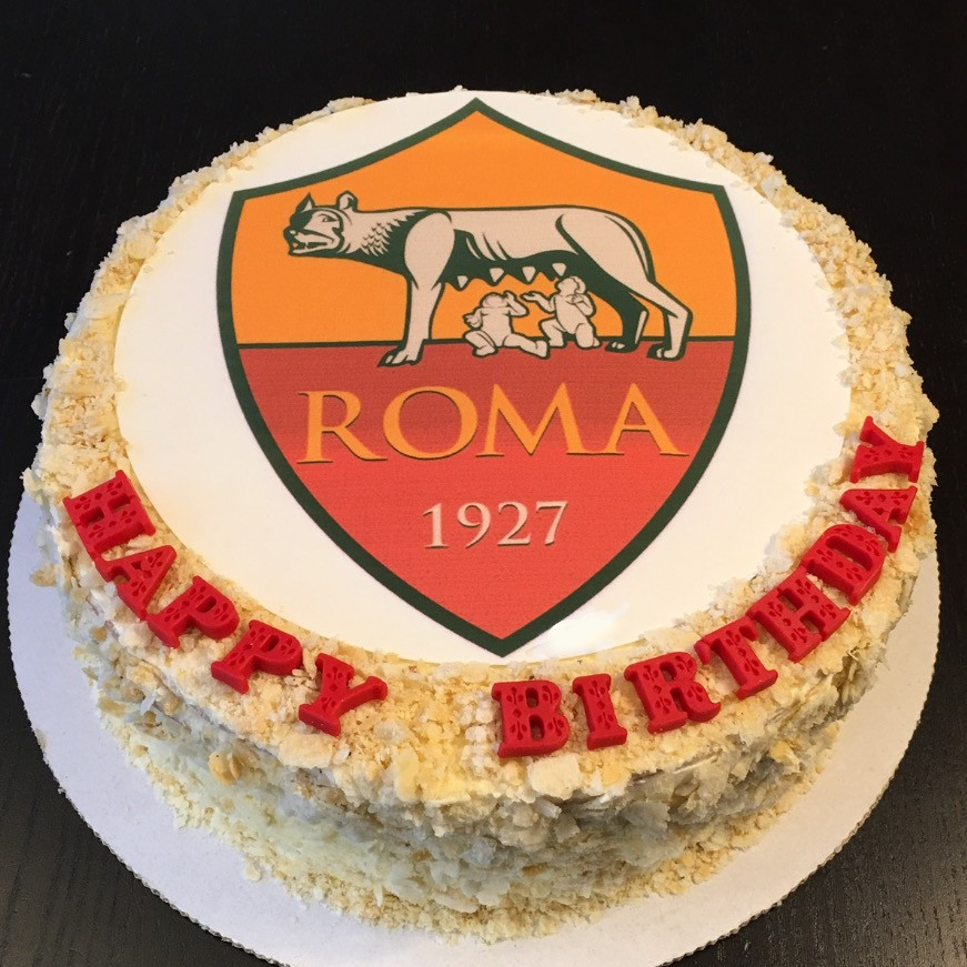 Napoleon Cake Birthday Cake