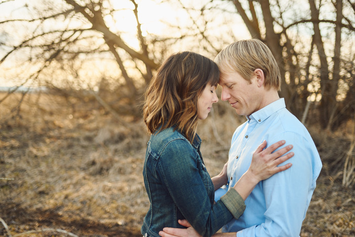 Nervous About Your Engagement Shoot?