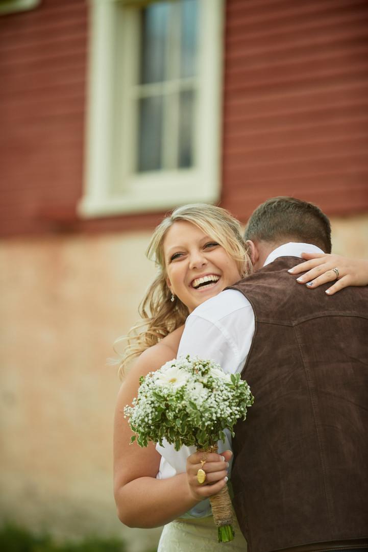 Spring Wedding at Winn Homestead: Kinzee + Caleb
