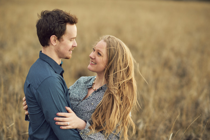 Early Spring Engagement Session: Ashley + Eric