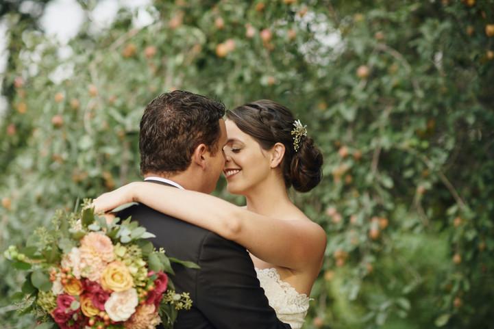 Moses Lake Wedding: Tiffany + Jeremy