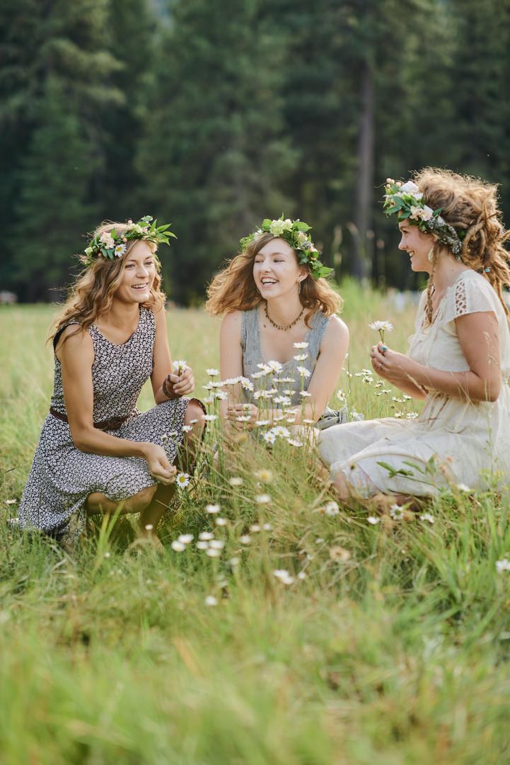 Wallowa Lake Bridal Shower Inspiration: Part 1