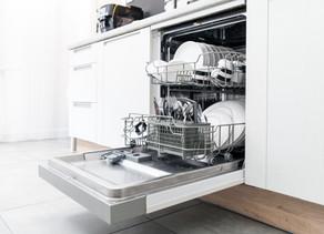 Foul odor from dishwasher!