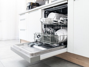 HOW TO CLEAN A DISHWASHER THE RIGHT WAY!