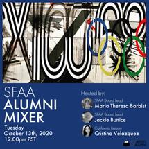SFAA Alumni Mixer 📽