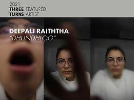 Night 2_Deepali Raiththa_Dhundhloo-squas