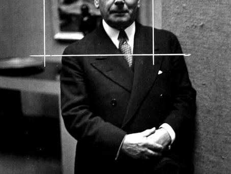 Albert Bender: SF Philanthropist Extraordinaire & SFAI's Library