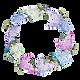花の花輪2