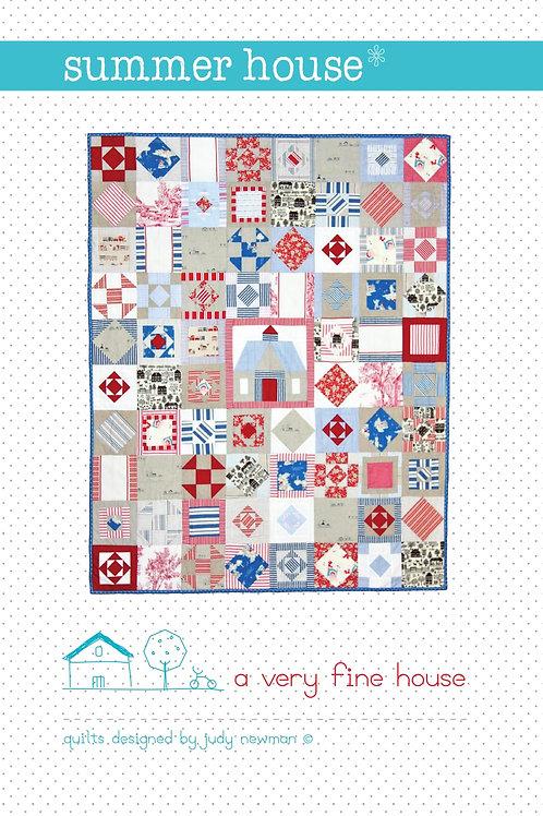 Summer House Pattern